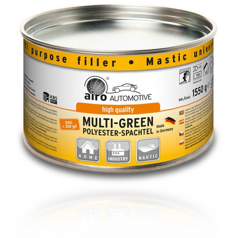 Mastic Airo Multi-Green 1.6 KG