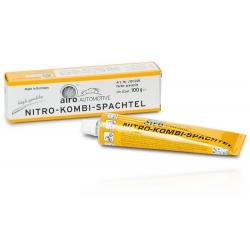 Tube Mastic monocomposant Airo Nitro Kombi Spachtel 100 grs
