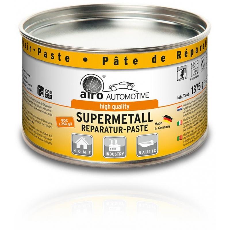 Mastic Alu Airo Supermetall 1.4 KG