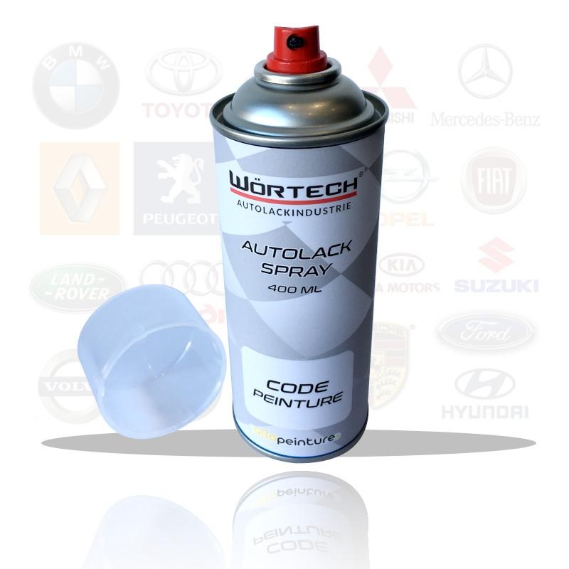 Bombe de Peinture 400 ml Code Couleur Automobile et Moto