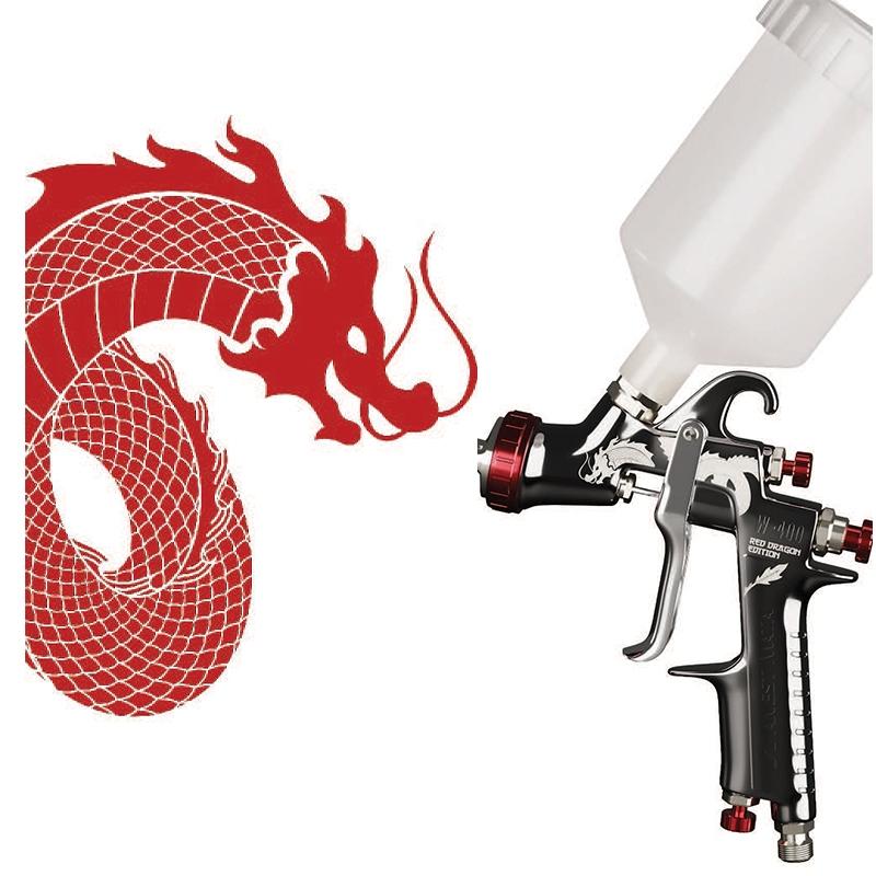 pistolet dragon