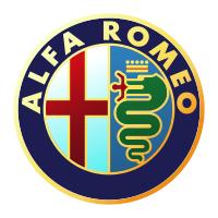 Teintes Automobiles ALFA ROMEO