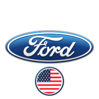 Peinture Automobile FORD USA en pot