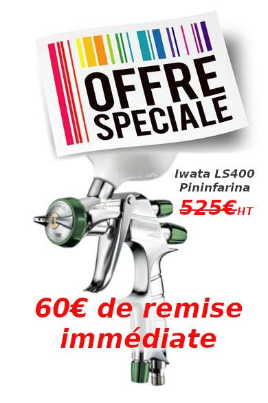 Promo LS400: 425€ ht
