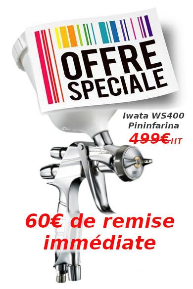 Promo WS400: 399€ ht