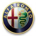 Logo marque voiture Alpha Romeo