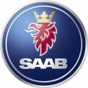 Logo marque voiture Saab