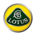 Logo marque voiture Lotus