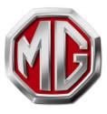 Logo marque voiture MG